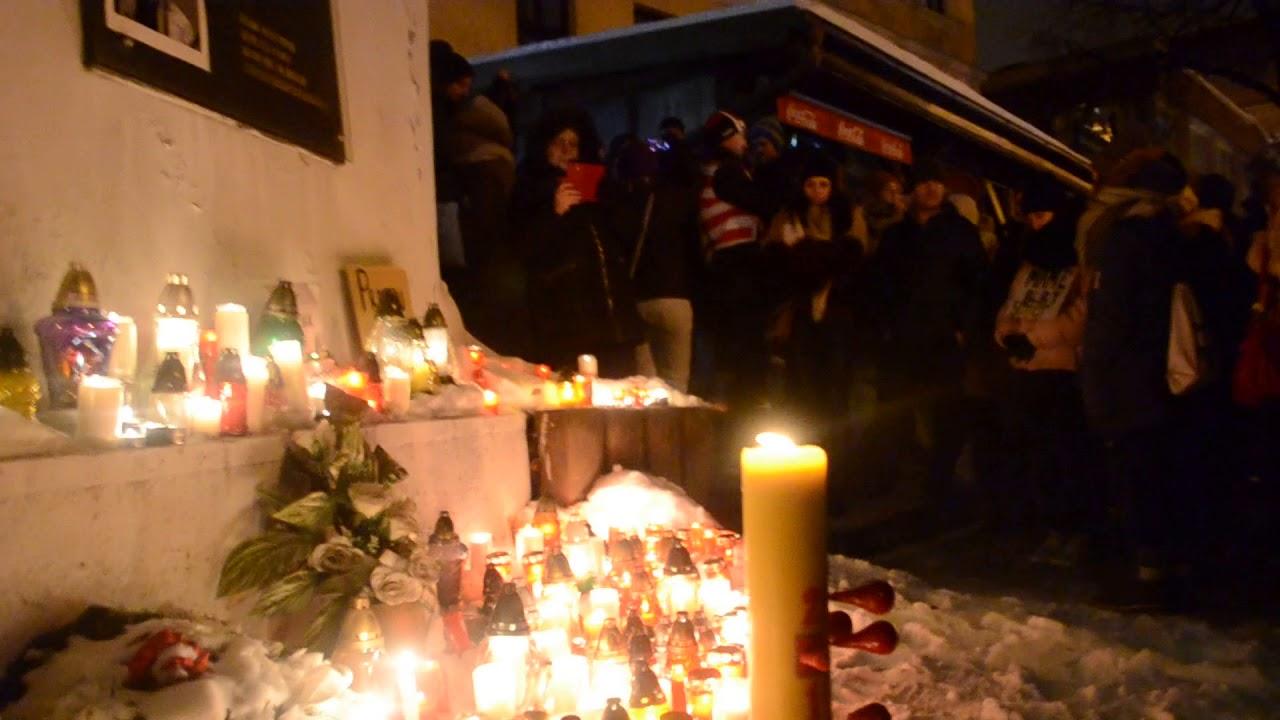 88e221e10 Minúta po minúte: Vražda novinára a jeho snúbenice vytiahla východniarov do  ulíc - Korzár SME