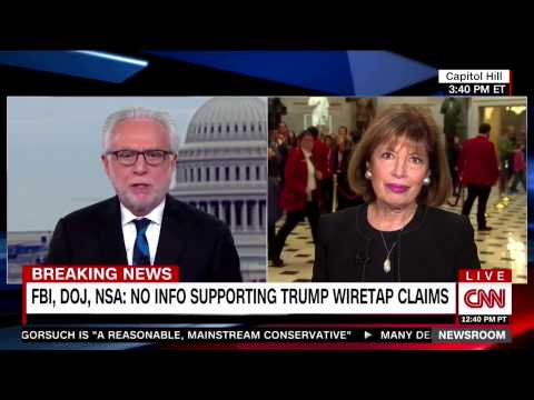 BREAKING NEWS: FBI, DOJ, NSA: No Info Supporting Trump Wiretap Claim