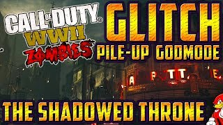 Truco Invencible Godmode + Pile Up V2 en WW2 Zombies The Shadowed Throne Glitch - By ReCoB