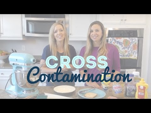 The reality of cross contamination with allergies and celiac disease