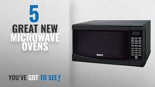 Top 10 Rca Microwave Ovens [2018]: RCA RMW733-BLACK Microwave Oven, 0.7 cu. ft., Black