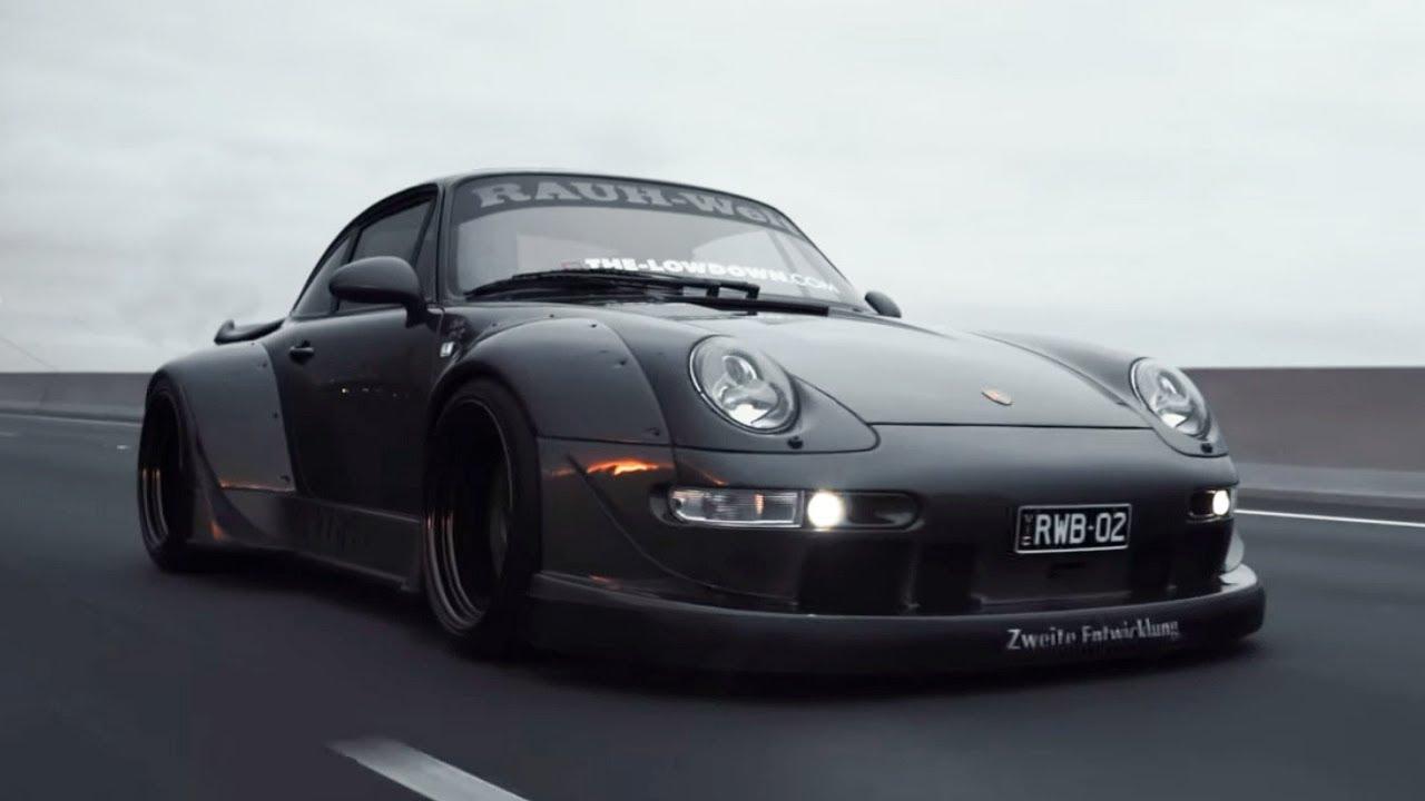 Rwb Porsche 993 Cruising Down Under