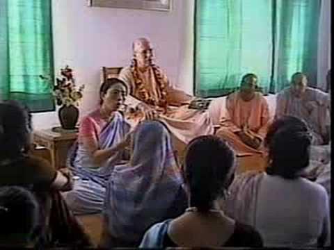 Tamal Krishna Goswami - Nectar of Instruction 6/7 - Text 6 and 7