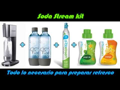 Soda Stream Kit México