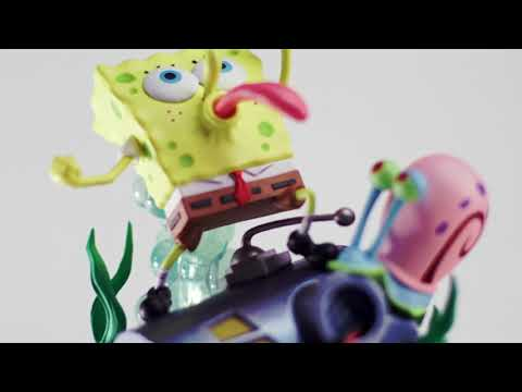 SpongeBob SquarePants: Battle for Bikini Bottom - Rehydrated - Shiny Edition Trailer - Rehydrated
