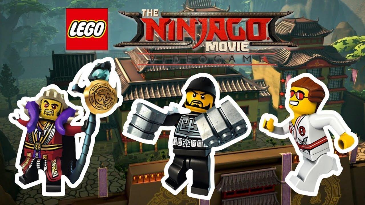 CHEN, TURNER Et KARLOF !!! (Gameplay LEGO Ninjago Le Film: Le Jeu Vidéo)