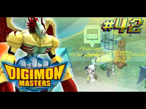 Digimon Masters Online - Ep 42 '' File Island Waterfront + Arkadimon (Ultimate)''