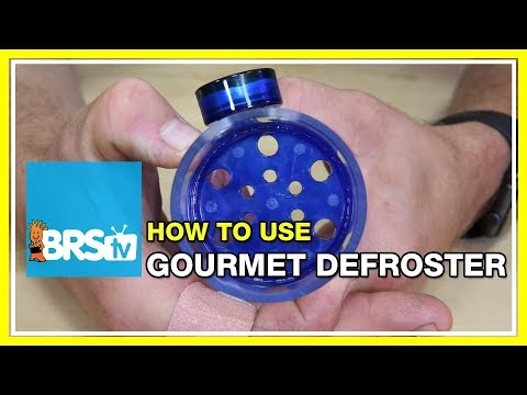 How To Use The Gourmet Defroster | BRStv How-To