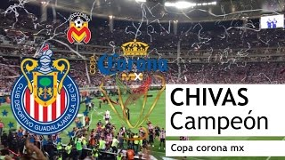 CHIVAS 0(3)VS(1)0 MORELIA-CAMPEONES COPA MX-ESTADIO CHIVAS-RESUMEN