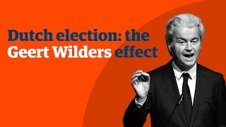 Dutch elections: the Geert Wilders effect explained