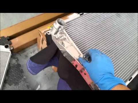 CSF Radiator Install DIY - BMW 335i E90 (N54)