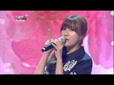 140404 Apink - Sunday Monday [Comeback Stage] @ Music Bank (Live)