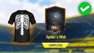 FIFA 17 SPIDERS WEB SBC - HOW TO COMPLETE! AWESOME KIT!