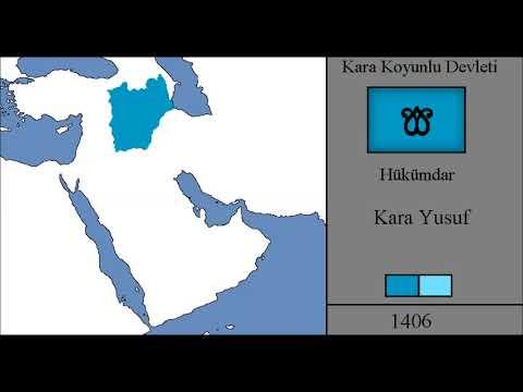 Karakoyunlular Devleti (1400  -1468)