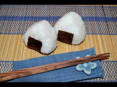 Onigiri - お握り (japanese rice balls)