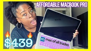 AFFORDABLE MACBOOK PRO FROM MAC OF ALL TRADES!!