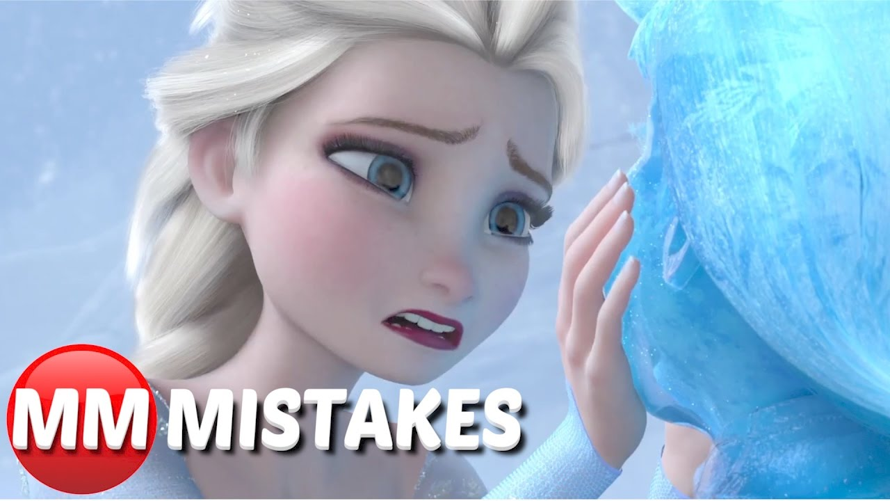 Download 10 Biggests MOVIE MISTAKES Disney Didn't See w/ Frozen, Zootopia, The Incredibles - MOVIE MISTAKES