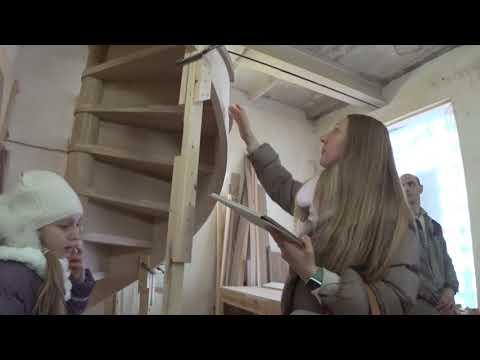 Дизайн интерьера СПб. Изготовление винтовой лестницы. Авторский надзор.