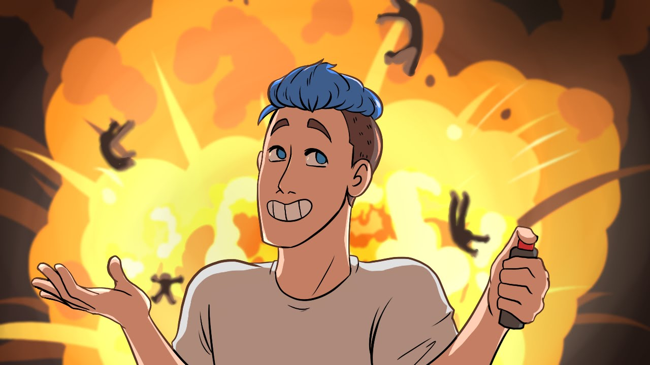 CrankGameplays Animated | Garbage Day