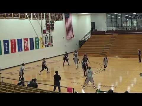 Combine Academy Black vs Erskine College JV