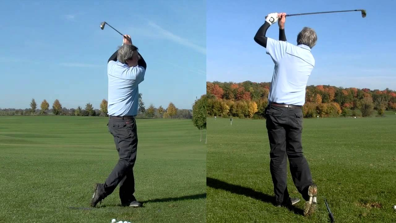 Minimalist Single plane Golf swing - Similar to Stack ...