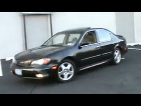 2001 Infiniti I30 Touring Sedan - YouTube