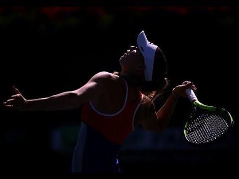 2018 Indian Wells Third Round | Aliaksandra Sasnovich vs. Caroline Wozniacki | WTA Highlights
