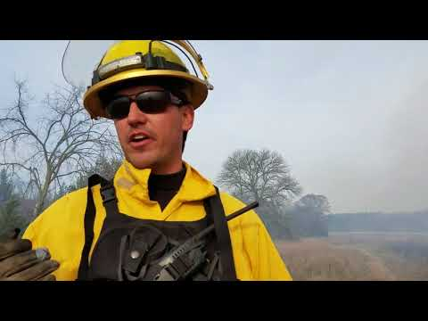 State Natural Areas - Prescribed Fire 2017