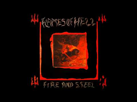 Flames of Hell - Fire and Steel (Full Album)