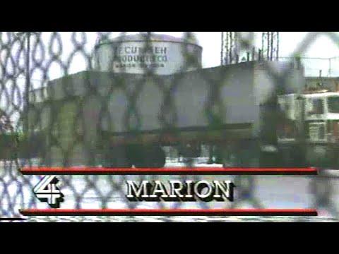 Marion Ohio 1984 Tecumseh announces closure after violent strike