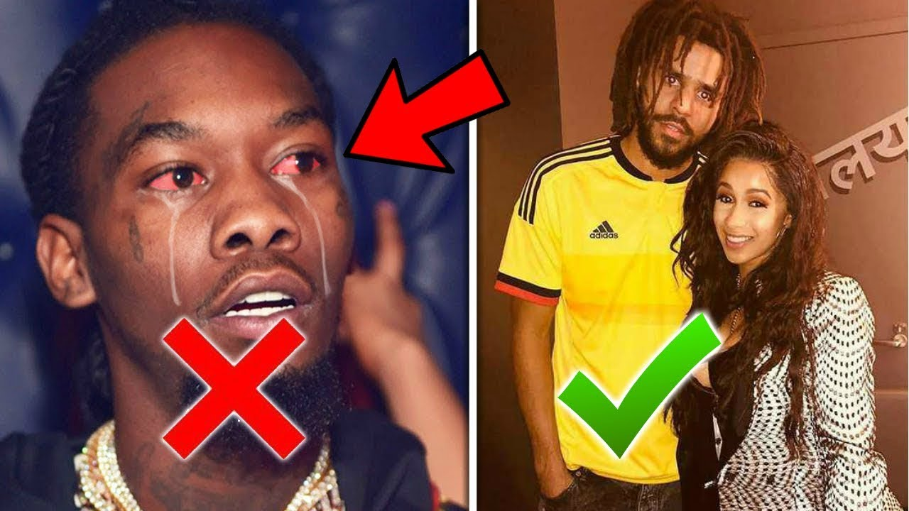 Cardi B And Offset Broke Up Over Cheating Rumors Is It: Cardi B And Offset Broke Up After This Happened...