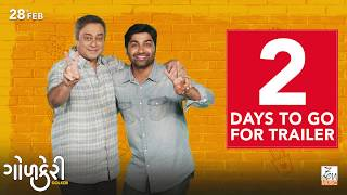 2 days to go for Golkeri Trailer   Malhar Thakar   Manasi Parekh   Golkeri   New Gujarati Movie
