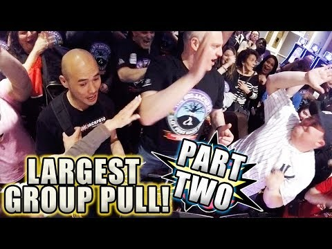 💸26 THOUSAND $$$ LARGEST GROUP PULL EVER!! PART 2 💸