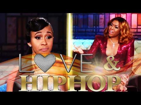 Love & Hip Hop Reunion: Cardi B Vs. Sexxy Lexxy (Argument)