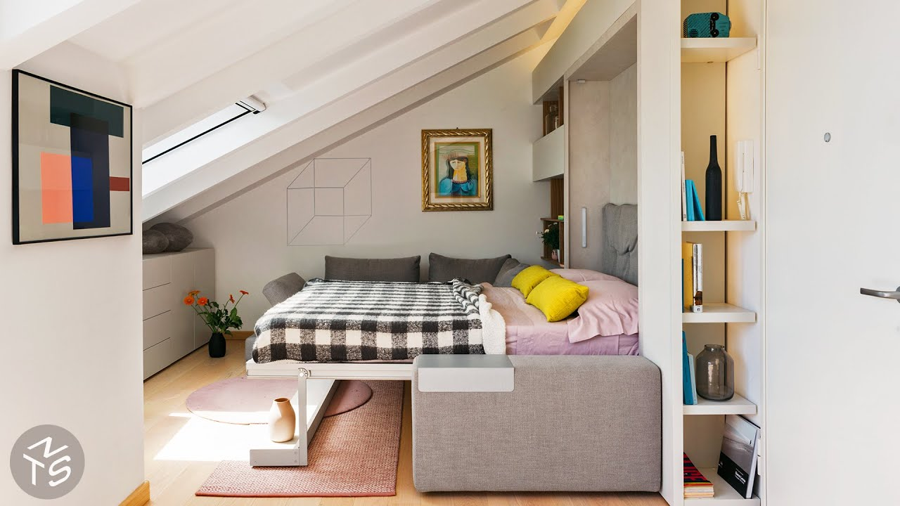 NEVER TOO SMALL 49sqm/527sqft Flexible Small Apartment - Seaside Attic