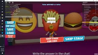 Playing Guess The Emoji on Roblox Again!!