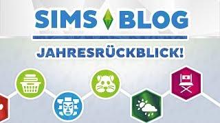 Unser simlischer Jahresrückblick! | sims-blog.de