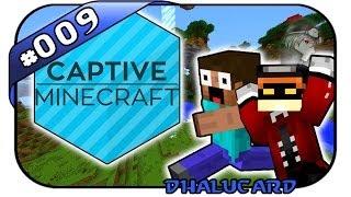 Captive Minecraft #009 - MIT DER FAUST - mit Earliboy
