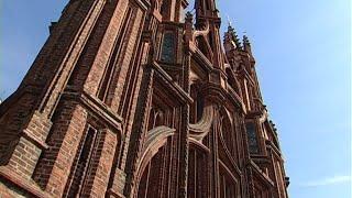 «20 лет врозь»: Вильнюс — город церквей, храмов и соборов