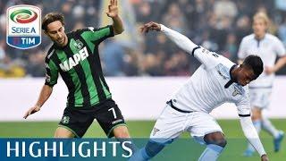 Sassuolo - Lazio 2-1 - Highlights - Matchday 8 - Serie A TIM 2015/16