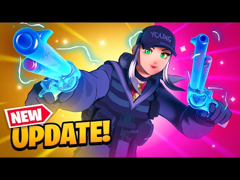 *NEW* SIX SHOOTER EXOTIC in Fortnite (UPDATE)