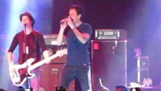 THIS SONG SAVED MY LIFE - SIMPLE PLAN LIVE IN JAKARTA INDONESIA 17012012