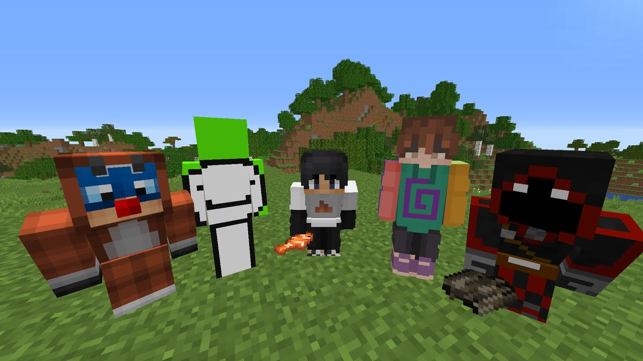 Download The Funniest Minecraft Video...