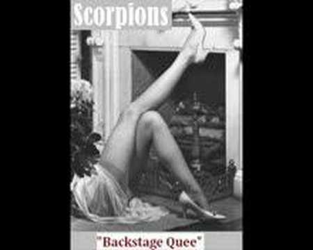Scorpions - Backstage Queen