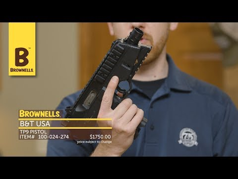New Firearms Products 6-1-17