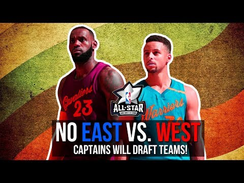 NO EAST vs. WEST? NBA MAKES MAJOR CHANGE TO ALL-STAR GAME!!!