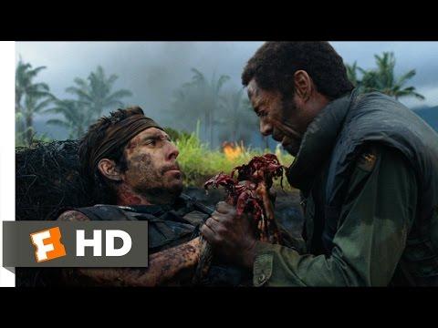 Tropic Thunder (2/10) Movie CLIP - Most Dramatic War Movie (2008) HD
