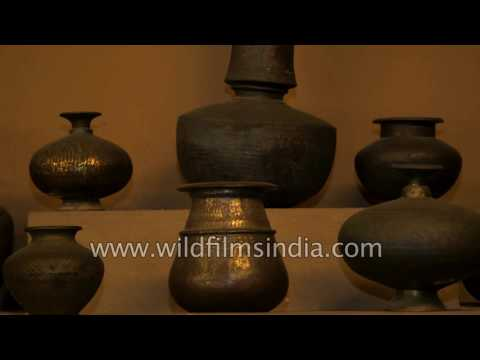 Pitcher and other water fetching pots | Utensils from ancient times