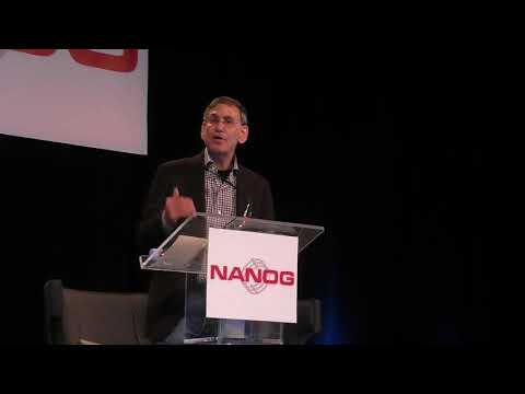 Keynote: Why the Internet is the only network that matters