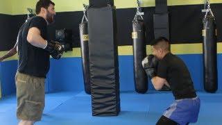 MMA David VS Goliath#1 (Ismail Cetinkaya)